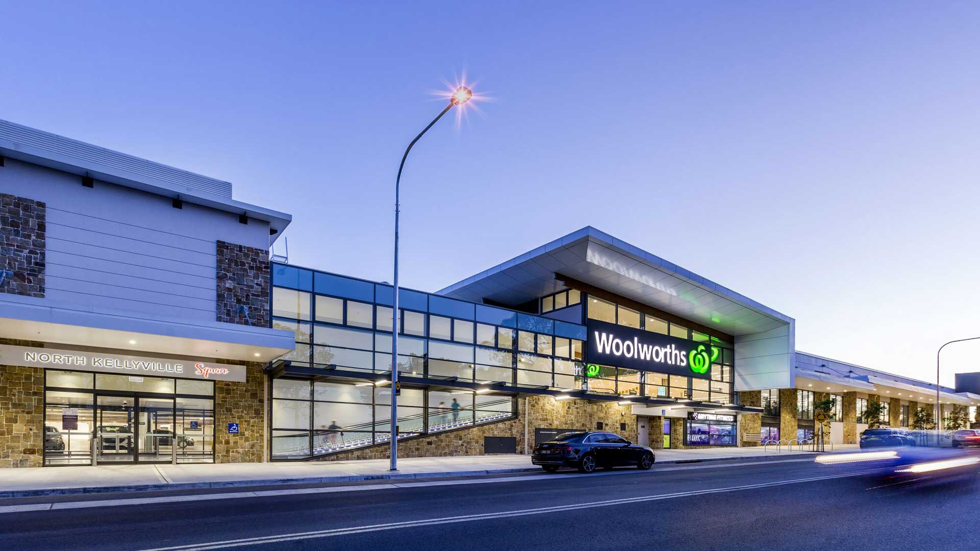 North Kellyville Square Project Management