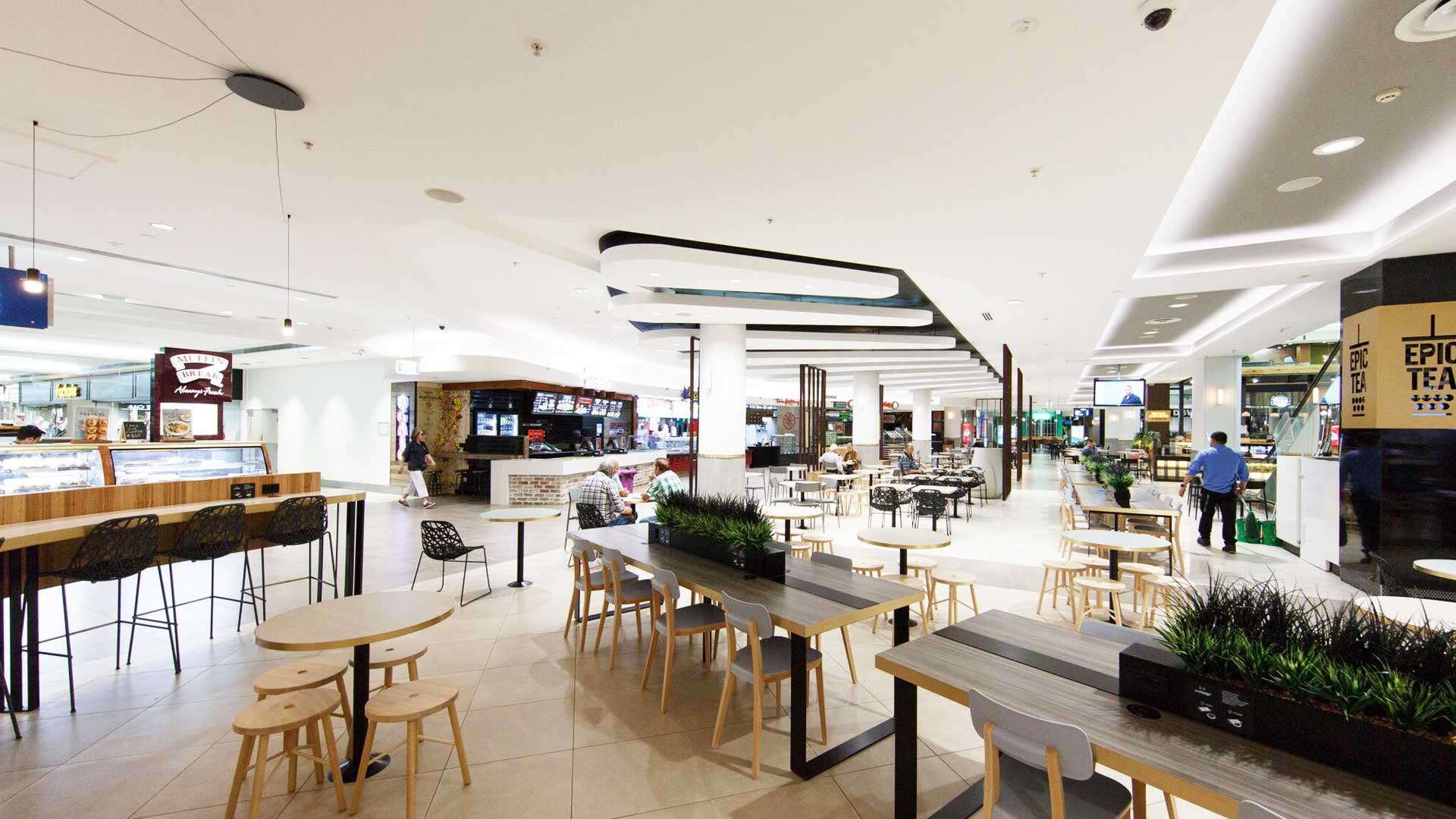 Bankstown Central Shopping Centre Project Management