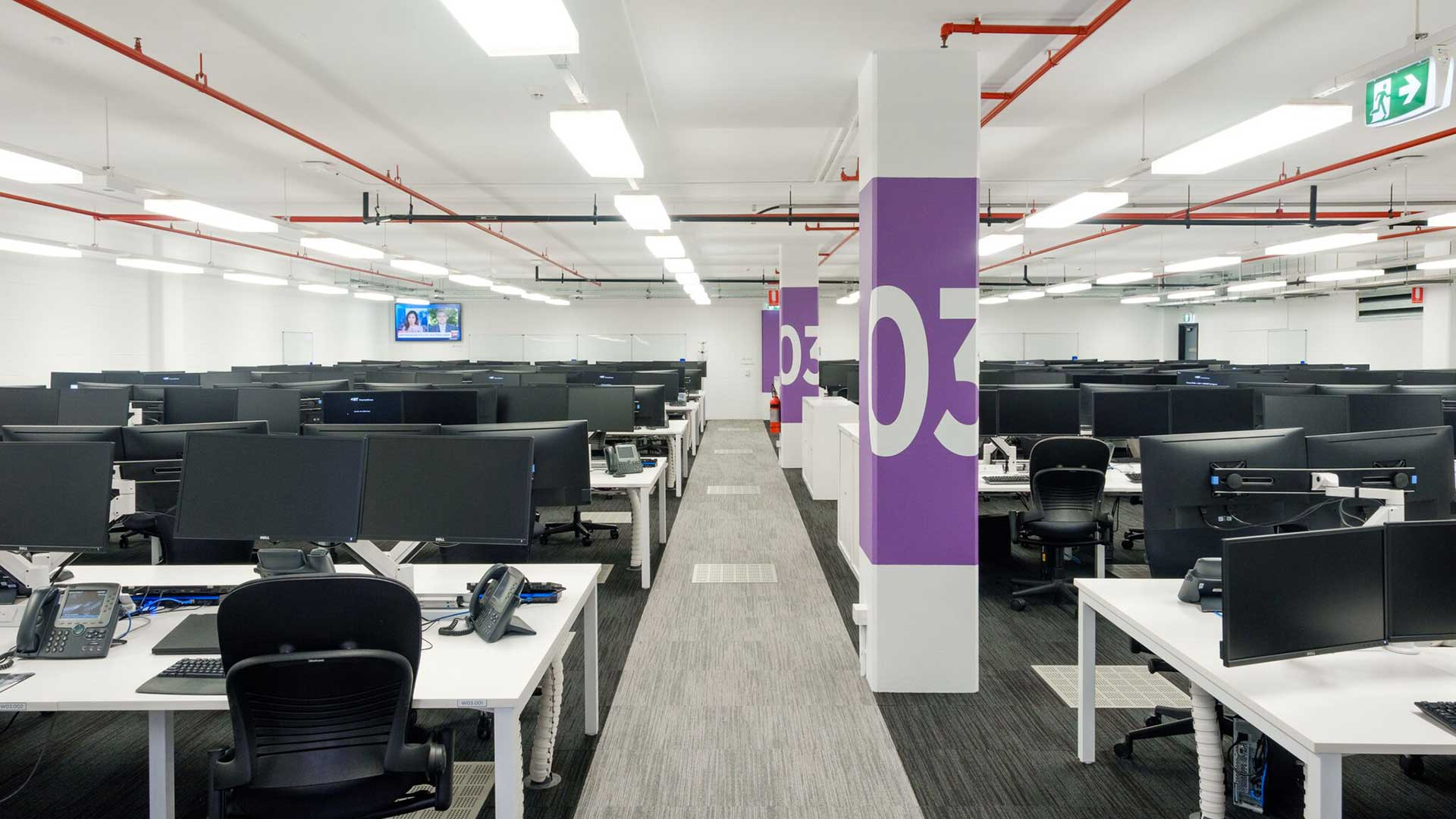 Business Continuity Centre Project