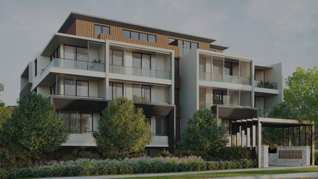 Tilia Residential Development by Poly