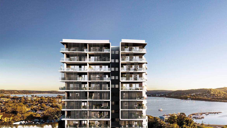 Merindah Apartments, Gosford
