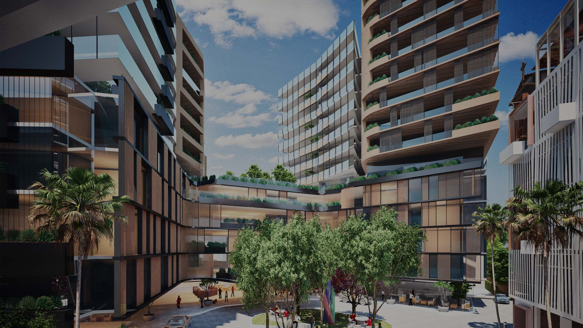 Vertical Aged Care Project by APG